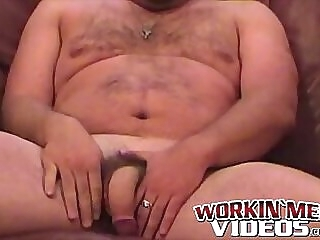 big dick glasses anal play
